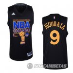 Camiseta Campeon Final Iguodala 2014 Negro
