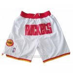 Pantalone Houston Rockets Just Don Blanco