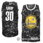 Camiseta Warriors Curry #30 Luces de la ciudad