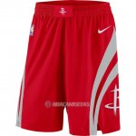 Pantalone Houston Rockets 2017-18 Rojo