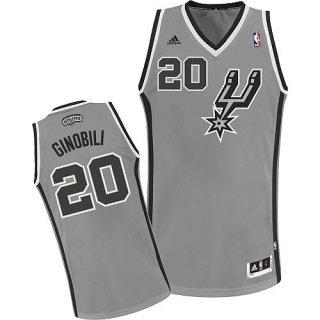 16037420d Camiseta Ginobili San Antonio Spurs Revolution 30  revv0242 ...