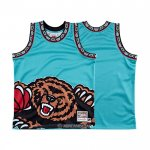 Camiseta Vancouver Grizzlies Mitchell & Ness Big Face Verde