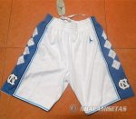 Pantalone Blanco North Carolina NBA