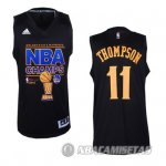 Camiseta Campeon Final Thompson 2014 Negro