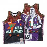 Camiseta All Star Orlando Magic Penny Hardaway #1 Hardwood Classics Mitchell & Ness Violeta