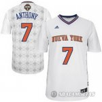 Camiseta nba de Anthony Noches Enebea #7 Blanco