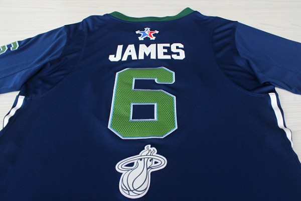 Camiseta de James All Star NBA 2014