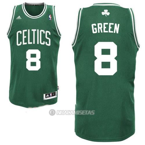 Camiseta Boston Celtics Green #8 Verde
