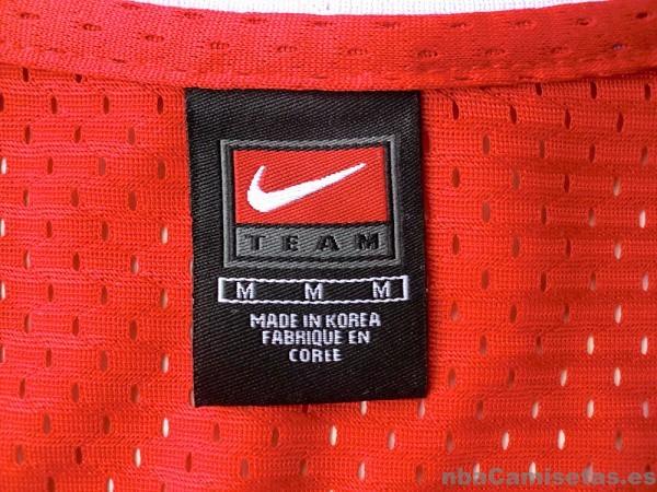 camiseta bulls 23 jordan original
