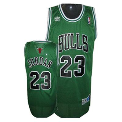 Camiseta Chicago Bulls Jordan #23 Verde [equ102] - €22.00 : Comprar camisetas de nba baratas