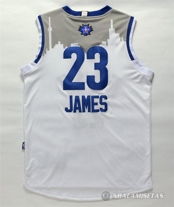 Camiseta de James All Star NBA 2016 [cln2083] - €22.00 : Comprar camisetas de nba baratas
