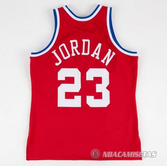 Camiseta de Jordan All Star NBA 1989 [cln88] - €22.00 : Comprar camisetas de nba baratas