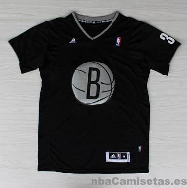 Nuevo En Línea Noel Camisetas NBA Flash Brooklyn Nets ...