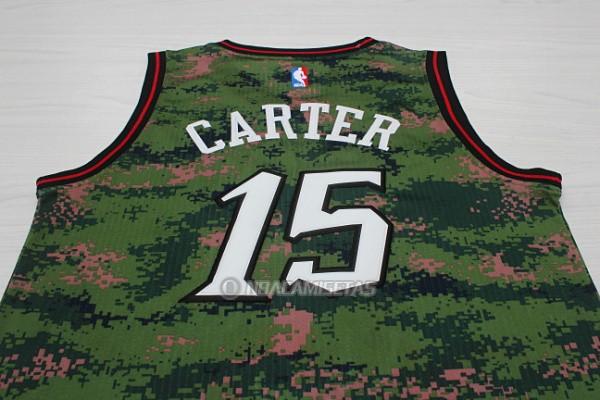 Camiseta Toronto Raptors Vince Carter #15 Verde [LJJ84] - €22.00 : Comprar camisetas de nba baratas