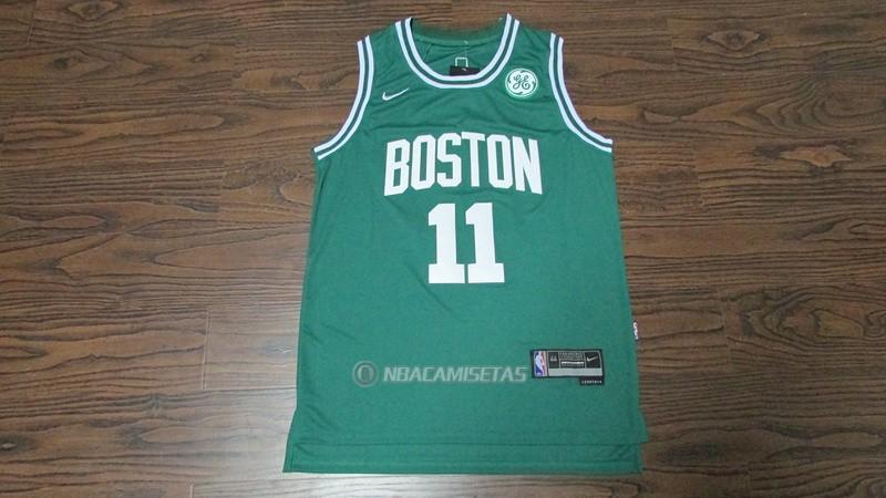 Camiseta Autentico Nino Boston Celtics Irving #11 2017-18 Verde [ANCO72] - €23.00 : Comprar ...