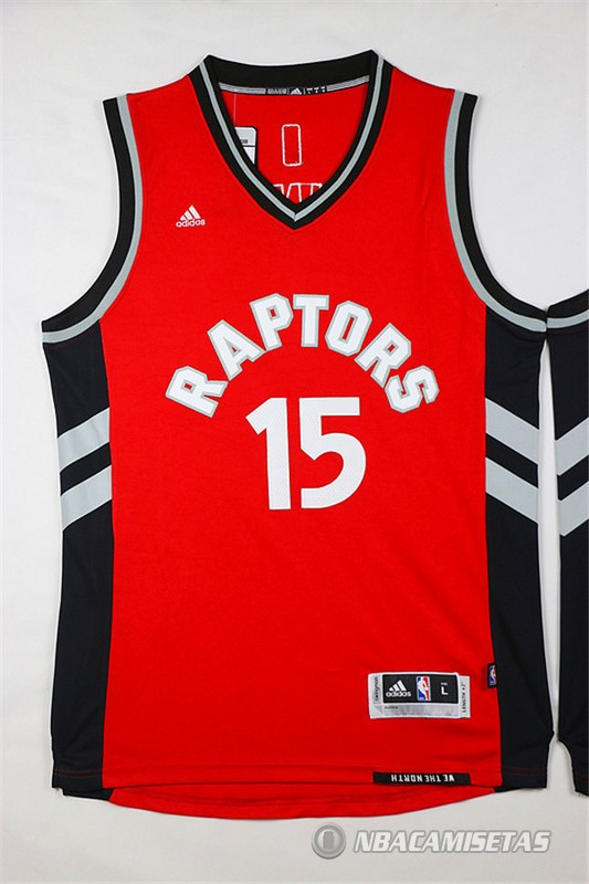 Camiseta Toronto Raptors Bennett #15 Rojo [equ1969] - €22.00 : Comprar camisetas de nba baratas