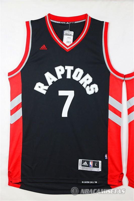 Camiseta Toronto Raptors Lowry #7 Negro [equ1953] - €22.00 : Comprar camisetas de nba baratas